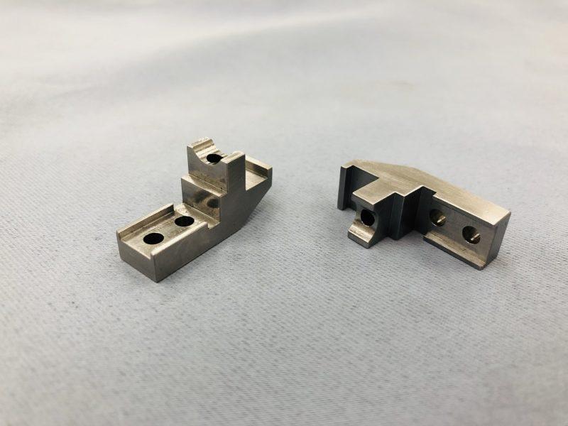S45C製配線組立治具